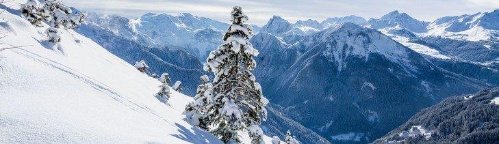 Montagne&neige